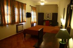 Chalston Beach Resort Large Deluxe AC Room Calangute  Beach Goa. -