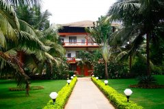 Chalston Beach Resort Calangute Beach Goa... -