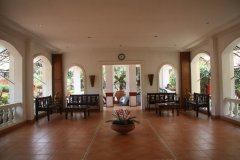 Chalston Beach Resort Lobby Calangute Beach Goa. -