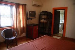 Chalston Beach Resort Standard AC Room Interior Calangute  Beach Goa. -