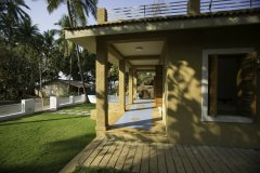 Talpona Riverview Bungalows Exterior -