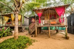 Fusion Agonda Standard Hut Agonda Beach,Goa.