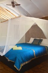 Fusion Agonda Standard Hut Bedroom Agonda Beach,Goa. -