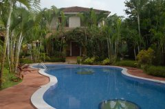 Assagao Villa A1 near Anjuna Beach Goa. -