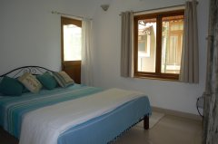 Assagao Villa A7 Downstairs Bedroom near Anjuna Beach Goa. -
