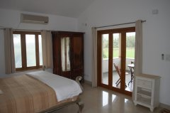 Assagao Villa A7 Master Bedroom near Anjuna Beach Goa.