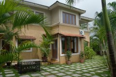 Assagao Villa A7 near Anjuna Beach Goa. -