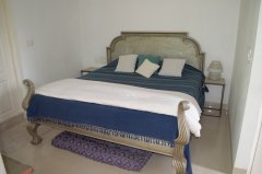 Assagao Villa A7 Upstair Bedroom near Anjuna Beach Goa. -