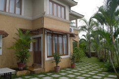 Assagao Villa A7 near Anjuna Beach Goa.