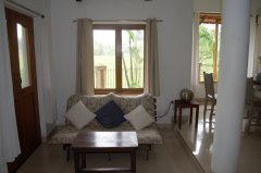 Assagao Villa A7 Living Room near Anjuna Beach Goa.
