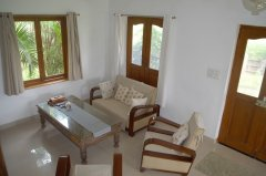 Assagao Villa A7 Living Room near Anjuna Beach Goa. -