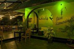 Cuba Baga Cafe Restaurant Baga Beach Goa. -