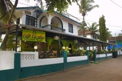 Cuba Baga Cafe Baga Beach Goa. -