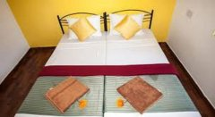 Cuba Baga Non-AC Room Sleeps 2 Baga Beach Goa. -