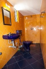 Cuba Baga Non-AC and AC Room Sleeps 2 Bathroom Baga Beach Goa. -