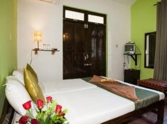 Cuba Baga AC Room Sleeps 4 Baga Beach Goa. -