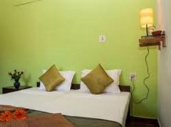 Cuba Baga Non-AC Room Sleeps 4 Baga Beach Goa. -
