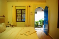 Zappia Cove Guest House Palolem Beach Goa. -