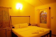 Zappia Cove Guest House Non-AC Garden View Room Palolem Beach Goa.