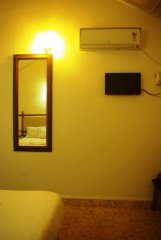 Zappia Cove Guest House Rooms Interior Palolem Beach Goa.