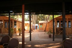 Sand Sapphire Non-AC Sea View  Cottages Agonda Beach Goa.