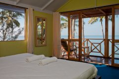 Neptune Point Hill Top Resort Sea View Cottages 2 Bedroom Interior Colomb Beach South Goa.