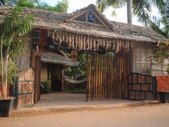 Palm Tree Goa Resort Patnem Beach Goa. -