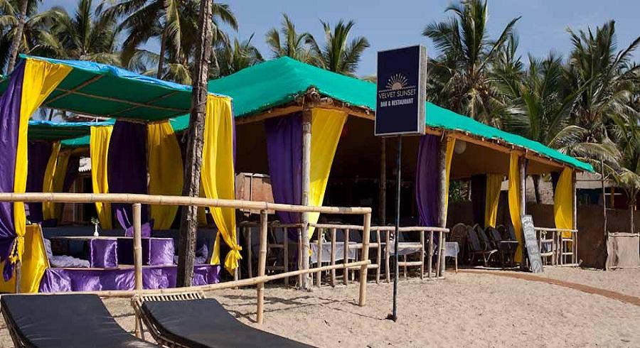Velvet Sunset Great Resort In Agonda Beach Goa India